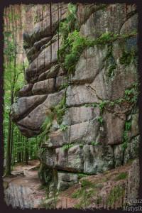 Duch Gór i zaklęci w skałach